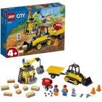 Lego City Buldozer pentru constructii