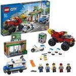 Lego City Camionul gigant de politie si atacul armat