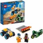 Lego City Echipa de cascadori