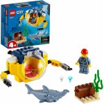Lego City Minisubmarin oceanic