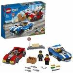 Lego City Politia aresteaza pe autostrada