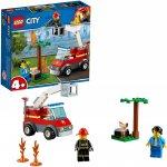 Lego City Stingerea incendiului de la gratar