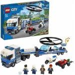 Lego City Transportul elicopterului de politie