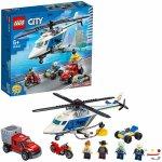 Lego City Urmarire cu elicopterul politiei