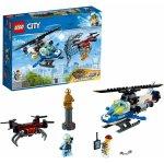 Lego City Urmarirea cu drona a politiei aeriene