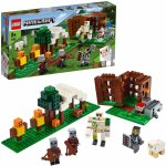 Lego Minecraft Pillager Outpost