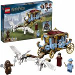 Lego Trasura lui Beauxbatons Sosire la Hogwarts