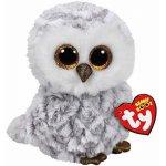 Plus Ty 15 cm Boos Owlette bufnita alba