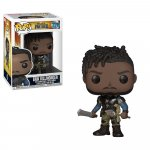 Figurina Pop Bobble Marvel Black Panther Killmonger