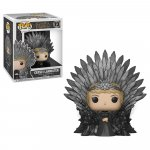 Figurina Pop Deluxe Got S10 Cersei Lannister Sitting on Throne
