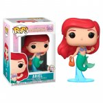 Figurina Pop Disney Little Mermaid Ariel W Bag