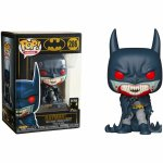 Figurina Pop Heroes Batman 80 th Red Rain