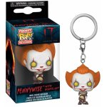 Breloc Pop It 2 Pennywise with Breaver Hat