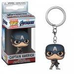 Breloc Pop Marvel Endgame Captain America