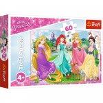 Puzzle trefl 60 frumoasele Printese Disney