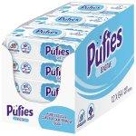Pachet Pufies 9+3 gratis servetele umede Sensitive, 12x64 buc