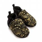 Pantofi la purtat Liliputi Golden Sea S 12 cm