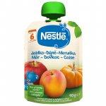 Piure Nestle cu mere dovleac si caise 90g  de la 6 luni