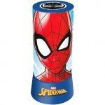 Proiector camera si lampa de veghe Spiderman Marvel SunCity