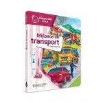 Carte Mijloacele de transport Raspundel Istetel