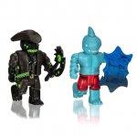 Set 2 figurine Roblox S7 A Pirates Tale Shark People