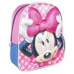 Rucsac Cerda Minnie Mouse 3D Premium 25x31x10 cm