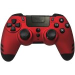 Controller Steelplay Metaltech Wireless Ruby Red