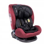 Scaun auto Rear Facing cu Isofix Cascade red 0-36 kg