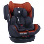 Scaun auto cu isofix 0-36 kg 4 Fix Orange 2020
