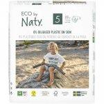 Scutece 22 buc marimea 5 ECO by Naty 11-25 kg
