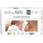 Scutece 25 buc marimea 0 ECO by Naty 0-4.5 kg