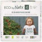 Scutece 26 buc marimea 4 ECO by Naty 7-18 kg