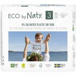 Scutece 30 buc marimea 3 ECO by Naty 4-9 kg