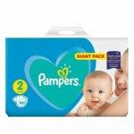 Scutece Pampers Active Baby Giant Pack Marimea 2 Nou Nascut 4 -8 kg 100 buc