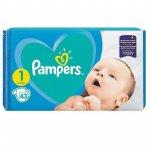 Scutece Pampers New Baby marimea 1,  2-5 kg 43 buc