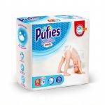 Scutece-chilotel Pufies Pants Sensitive Extra Large Marimea 6  Maxi Pack  38 buc