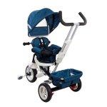 Tricicleta cu sezut reversibil Sun Baby 002 Super Trike Plus Blue