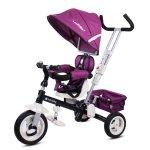 Tricicleta cu sezut reversibil Sun Baby 002 Super Trike Plus Burgundy