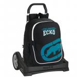 Troler evolution cu rucsac laptop Ecko