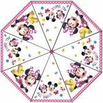 Umbrela transparenta Minnie diametru 76 cm SunCity