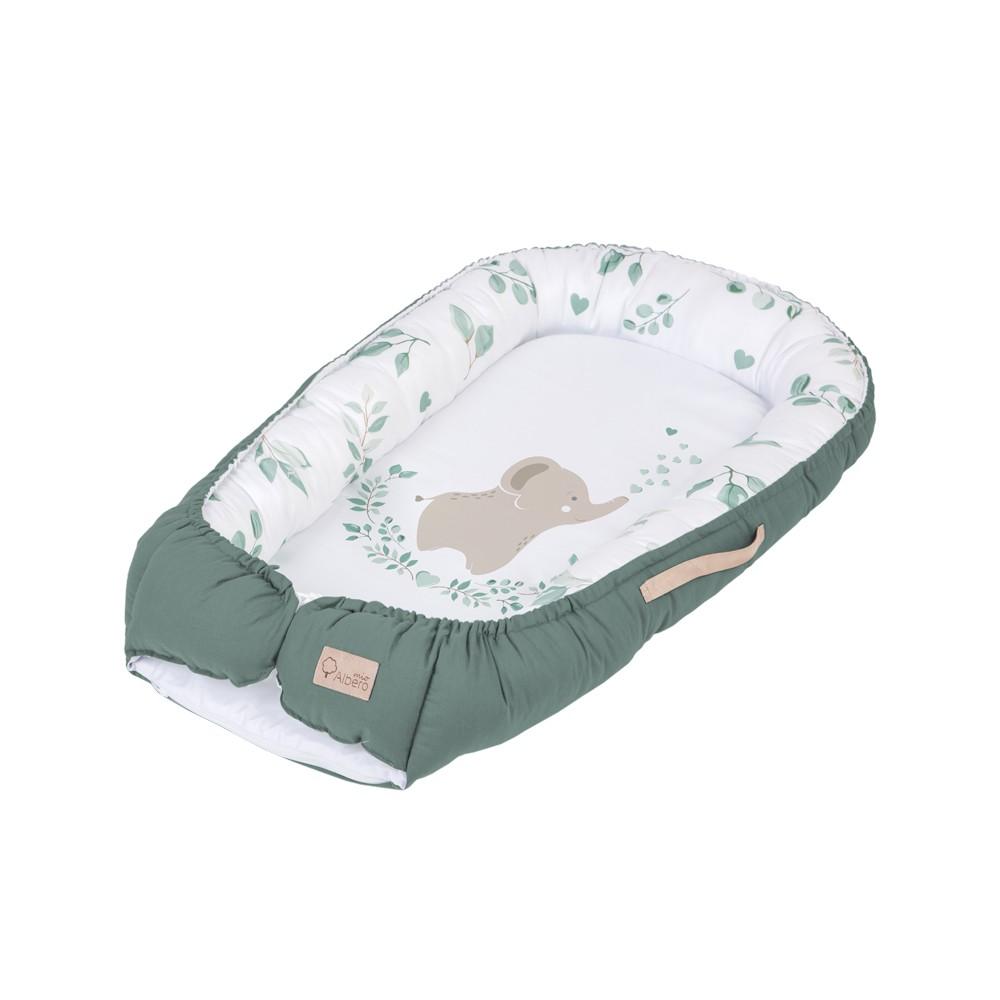 Salteluta-cuib pentru bebelusi N002 Savanna Albero Mio Nature Love