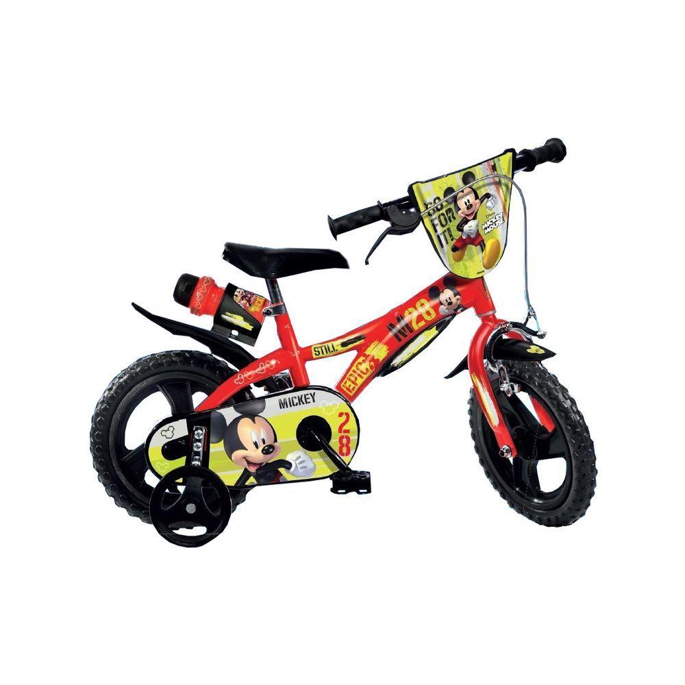 Bicicleta Mickey Mouse 12 Dino Bikes 612MY