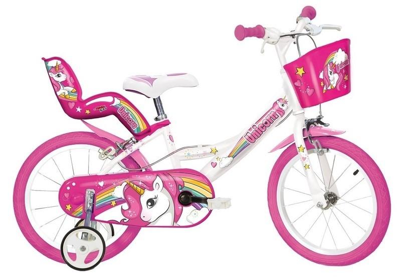 Bicicleta Unicorn 16 Dino Bikes 164UN imagine