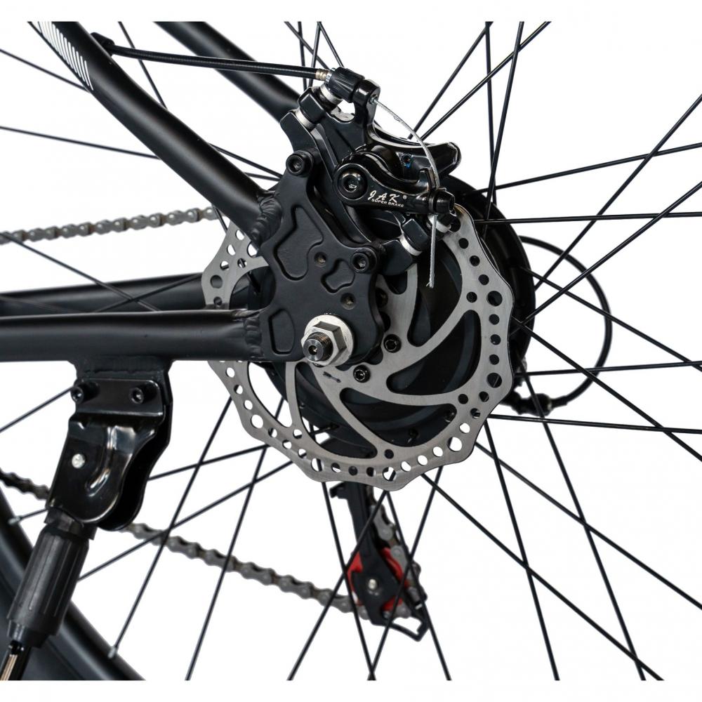 Bicicleta electrica MTB E-BIKE 27.5 inch C1011E negrualb