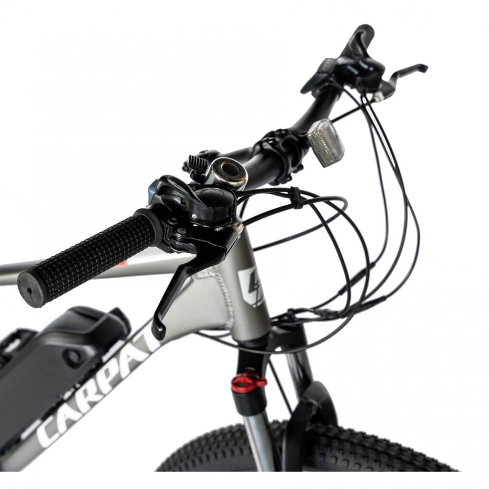 Bicicleta electrica MTB E-BIKE 29 inch C1012E grialb