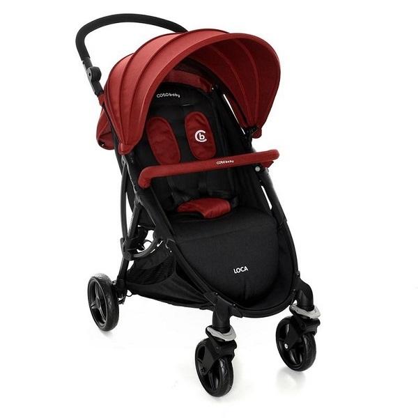 Coto Baby Carucior sport Coto Baby Loca Red