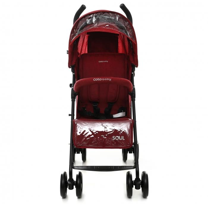 Carucior sport Coto Baby Soul Red - 1