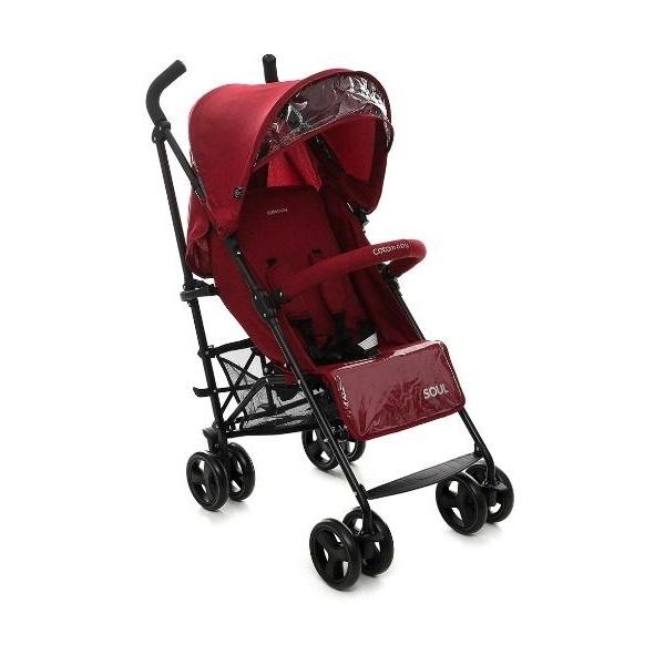 Carucior sport Coto Baby Soul Red - 3