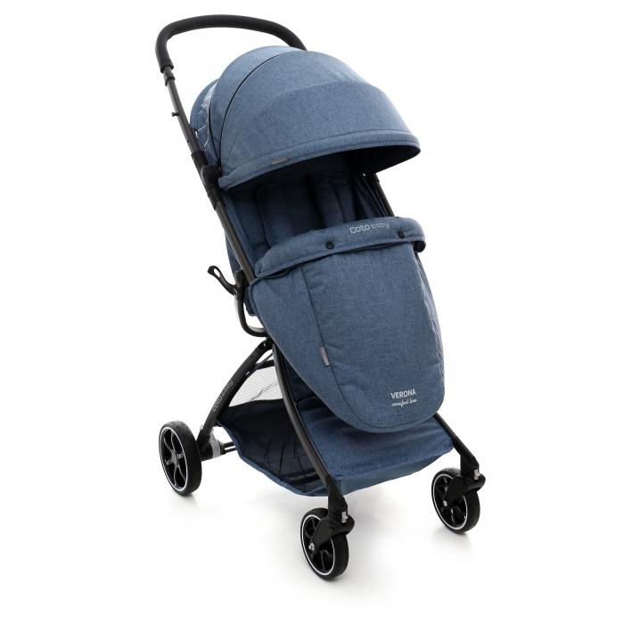 Carucior sport Coto Baby Verona Comfort Jeans
