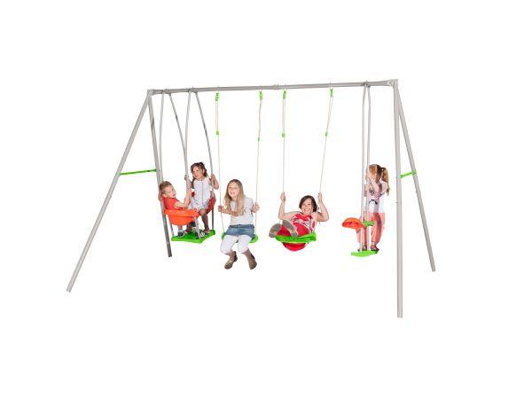 Complex de leagane Jade pentru 1-6 copii
